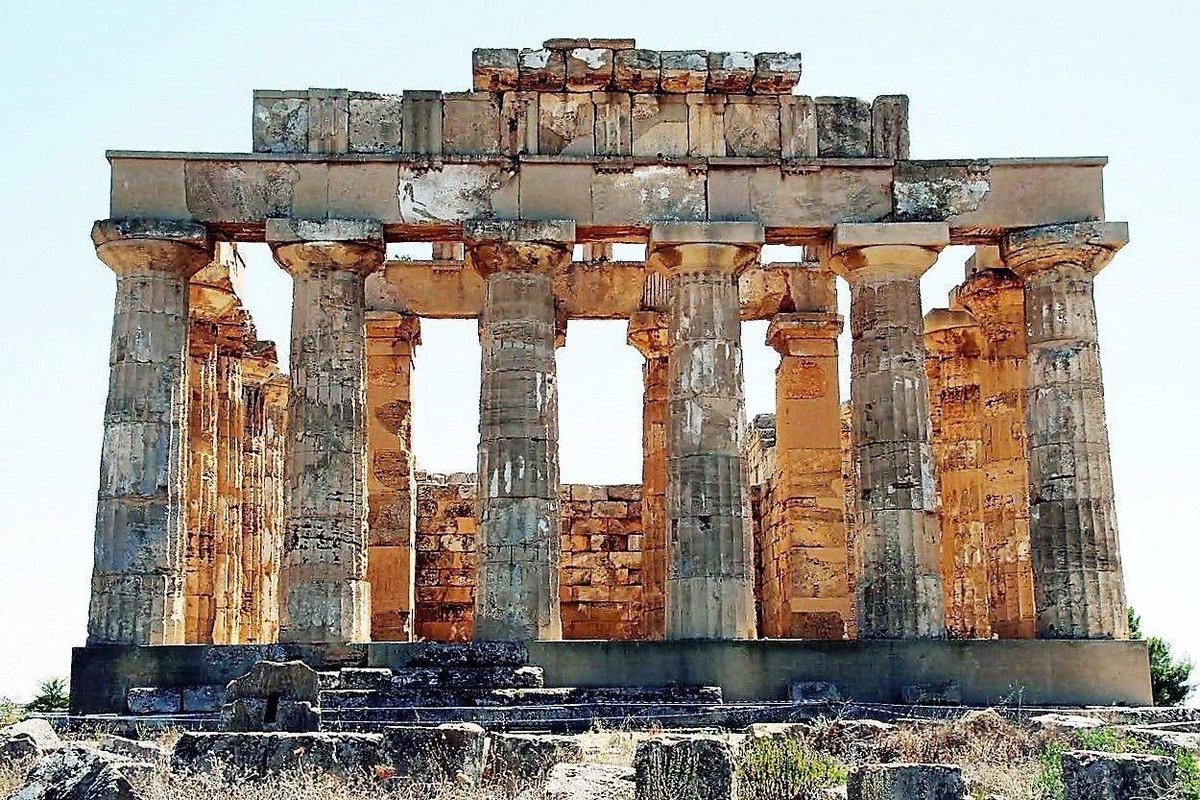 Templo de Hera, na GRÉCIA – Revista RMC